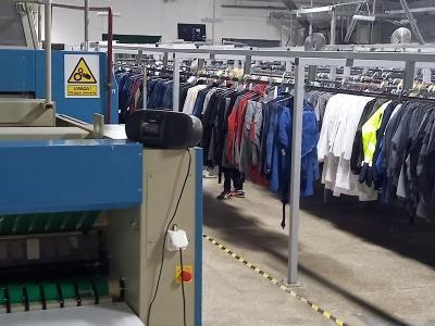 Maszyny w fabryce 1