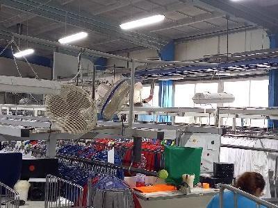 Maszyny w fabryce 12