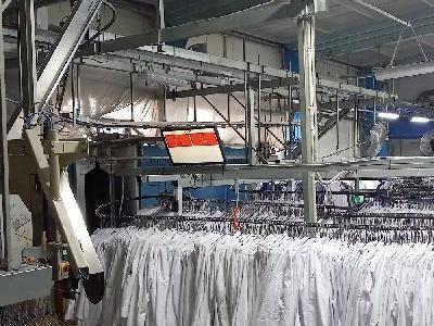 Maszyny w fabryce 7