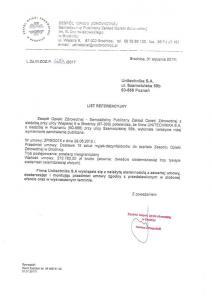 Certyfikat Kujawsko-Pomorskie 2