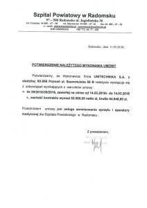 Certyfikat Łódzkie 1