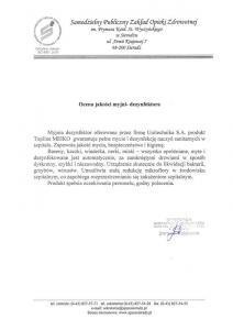 Certyfikat Łódzkie 3