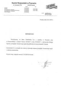 Certyfikat Wielkopolskie 1