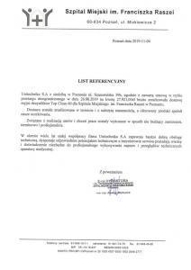 Certyfikat Wielkopolskie 3