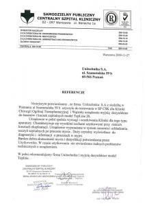 Certyfikat Mazowieckie 1