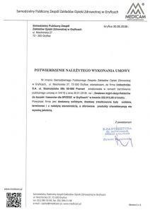 Certyfikat Zachodnio-Pomorskie