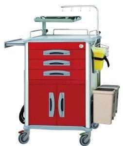Wózek reanimacyjny JDEQJ-234C 2